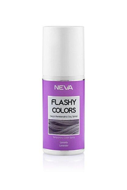 Flashy Colors Geçici Renk Saç Spreyi Lavanta 75 Ml 8698636613002