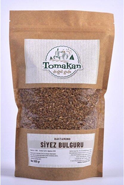 Tomakan Doğal Gıda Siyez Bulguru - Kastamonu 900gr