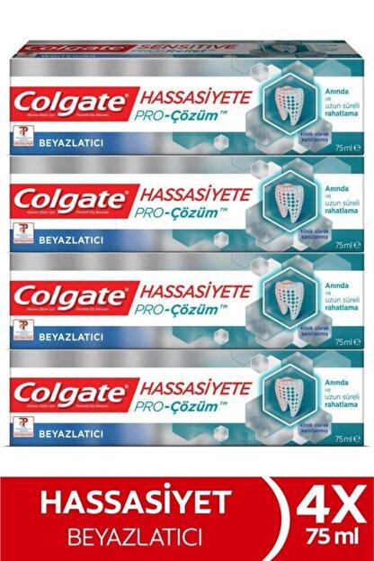 Colgate Hassasiyete Pro Çözüm Beyazlatıcı Pro Relief Diş Macunu 4x 75 ml
