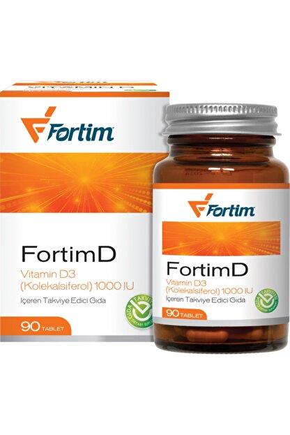 Fortim D Vitamini 1000 Iu (90 Tablet)