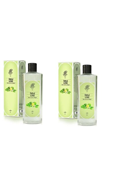 Rebul Lime - Limon Kolonyası 270ml 2 Adet