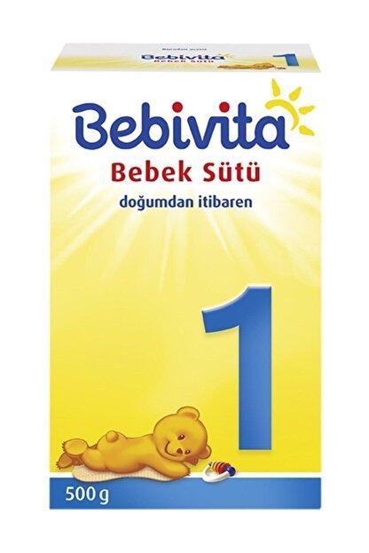 Bebivita 1 Numara Bebek Sütü 500 gr