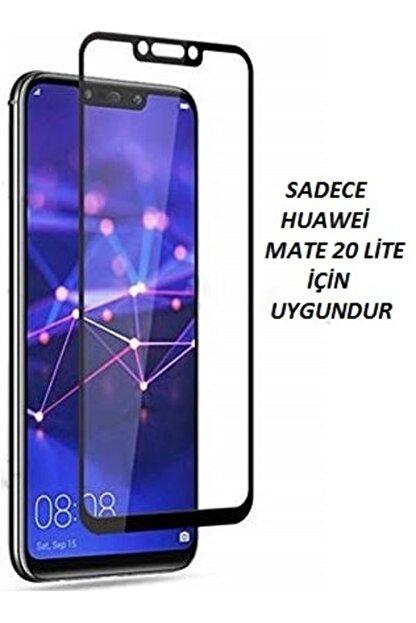 JACQUELYN Huawei Mate 20 Lite Tam Kaplayan Ön Ekran Koruyucu-tempered Glass