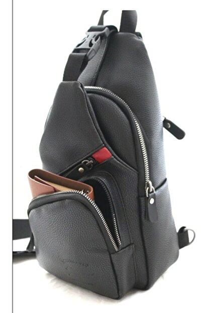 Newish Polo Usb Çıkışlı Cross Bodybag