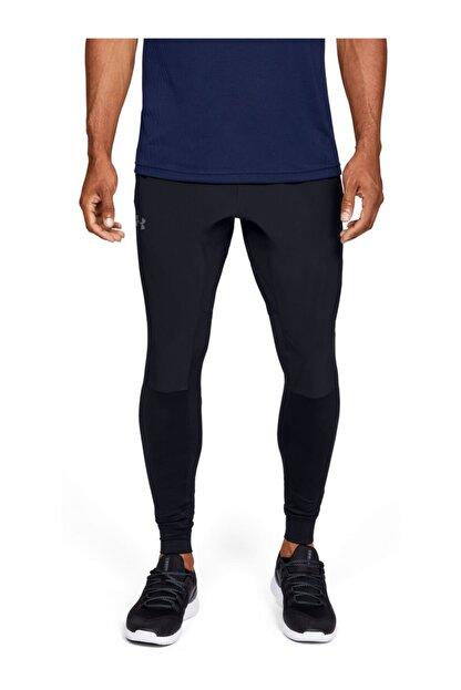 Under Armour Erkek Siyah Spor Eşofman Altı - Hybrid Pants
