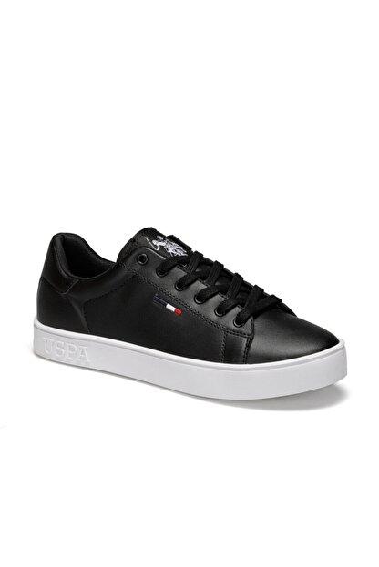 US Polo Assn Flex Siyah Kadın Sneaker Ayakkabı