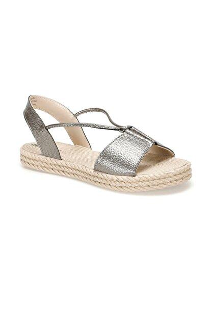 Butigo 19s-463 Antrasit Kadın Sandalet 100381388