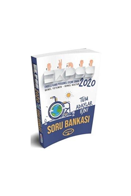Yediiklim Yayınları 2020 Ekpss Tüm Adaylar Için Genel Yetenek Genel Kültür Soru Bankası