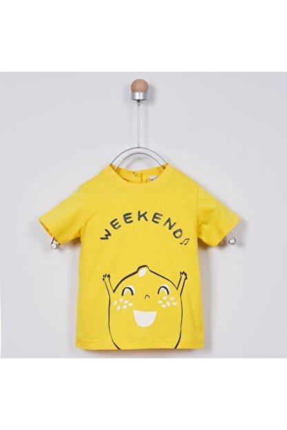Panço Erkek Bebek T-shirt 2011bb05006