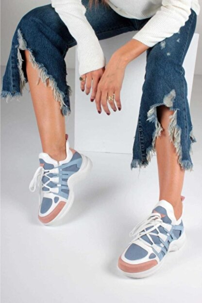 İnan Ayakkabı Bayan Sneaker