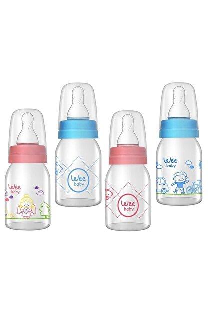 Wee Baby Weebaby Klasik Cam Biberon 125 ml. Pembe