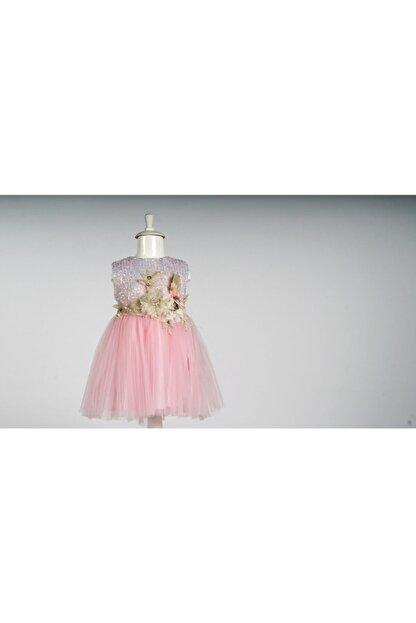 Elayza Çiçekli Elbise