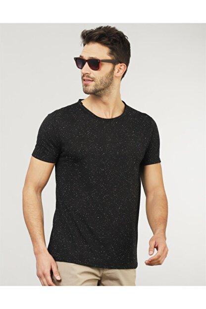 Tudors Slim Fit Bisiklet Yaka Erkek T-shirt