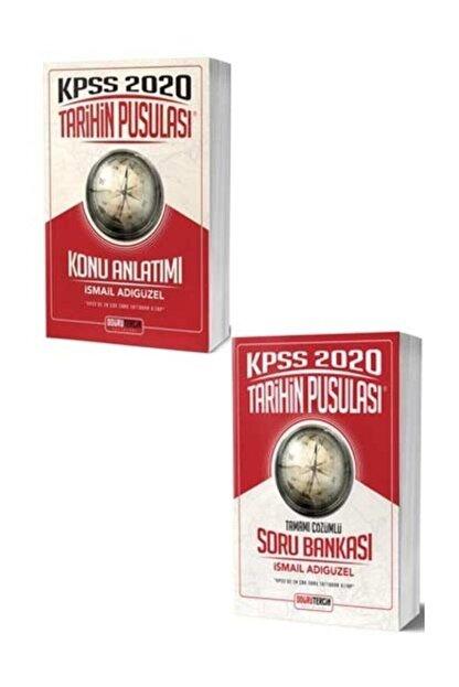 Doğru Tercih Yayınları 2020 Kpss Tarihin Pusulası Konu Soru Seti