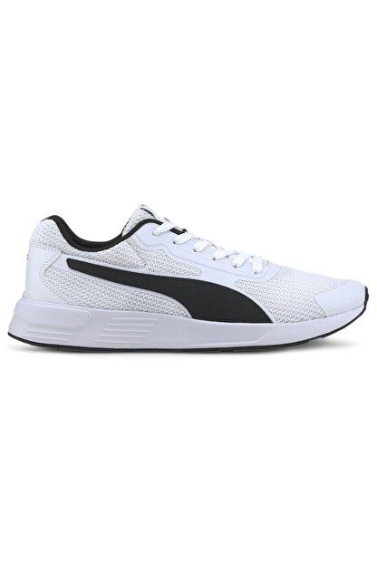 Puma TAPER Beyaz Erkek Koşu Ayakkabısı 100654887