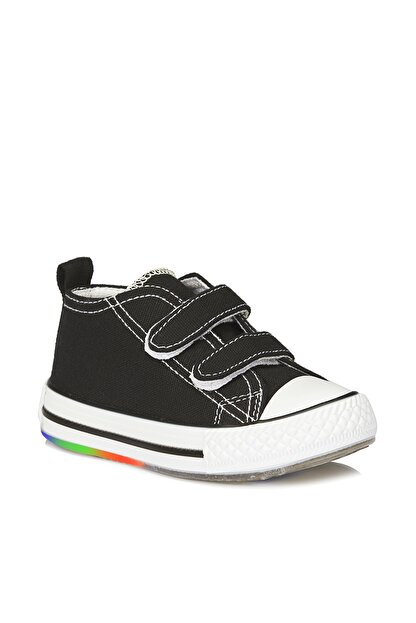 Vicco Pino Unisex Bebe Siyah/beyaz Spor Ayakkabı