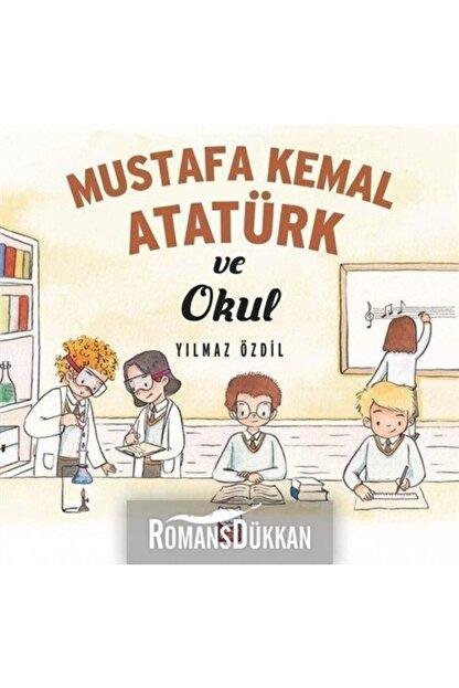 Kırmızı Kedi Yayınları Mustafa Kemal Atatürk ve Okul