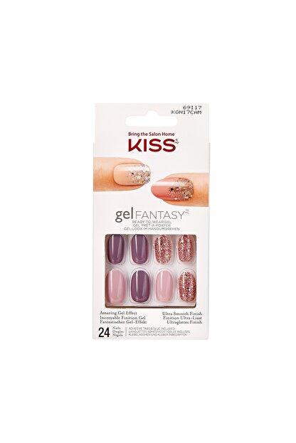 Kiss Takma Tırnak Seti Tırnak Yapıştırıcılı ve Çift Taraflı Bant Yapıştıcı - Kgn17