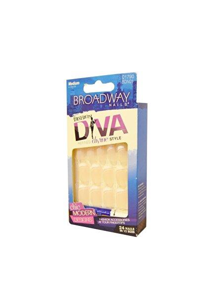 Broadway Takma Tırnak Seti Tırnak Yapıştırıcılı - Bdn01 - 73150901790