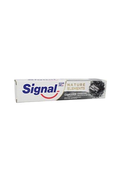 Signal Sıgnal D.macun Nature Elements Charcoal White & Detox 75 ml