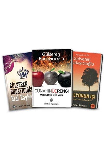 Kampanya Setleri Gülseren Budayıcıoğlu 2 (3 Kitap Takım) - Gülseren Budayıcıoğlu 3990000031504