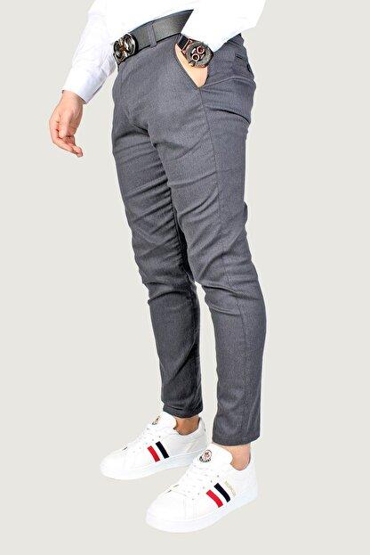 Terapi Men Erkek Keten Pantolon 8k-2200174-008 Lacivert