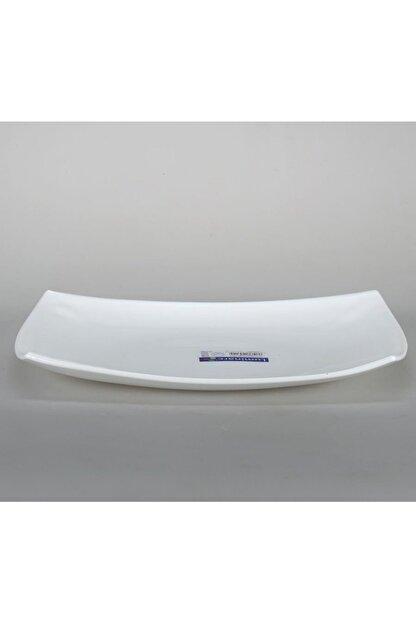 Luminarc Beyaz Quadrato Servis Tabağı 35x25 Cm