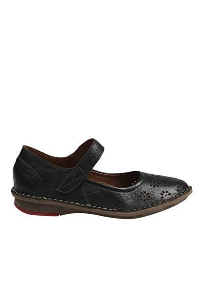Hammer Jack Jack Siyah Kadın Ayakkabı 450 107-z