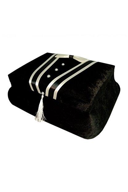 Evsay Damat Traş Makyaj Kutusu Nişan Çeyiz Sandığı Bohça Seti
