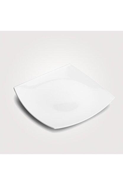 Luminarc Quadrato Temperli Beyaz Servis Tabağı 26 Cm