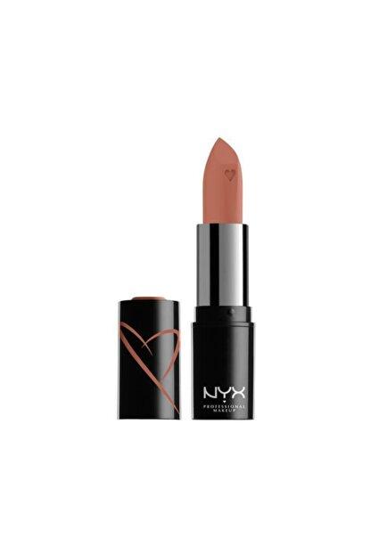 NYX Professional Makeup Shout Loud Satın Lıpstıck 3 - Silk