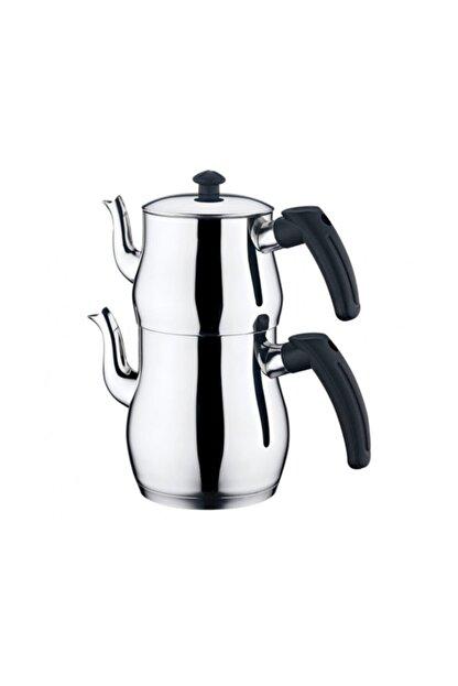 Arzu Çelik - Klasik Mini Çaydanlık Takımı