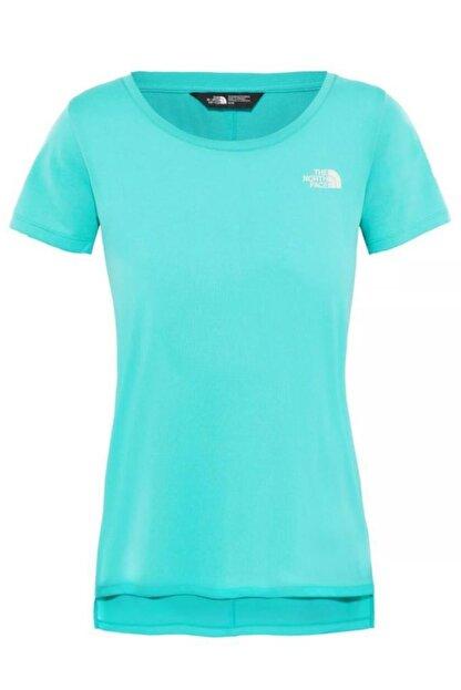 The North Face Quest Kadın T-shirt Mavi