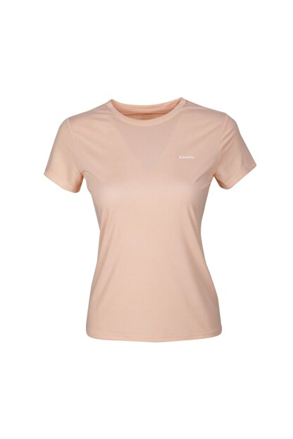 Kinetix SN230 BASIC PES C NECK T- Somon Kadın T-Shirt 100581631