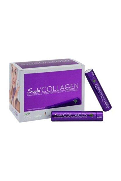 Suda Collagen Erik Aromalı Plum Flawor 30 X 40 ml Kollajen Shot