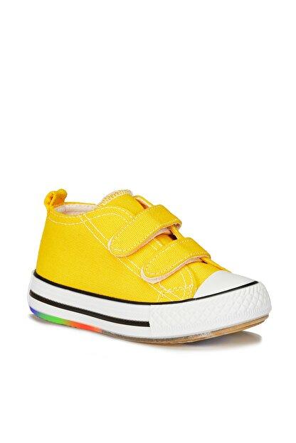 Vicco Pino Unisex Çocuk Sarı Spor Ayakkabı