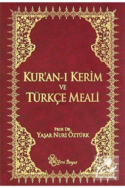 Yeni Boyut Yayınları Kuranı Kerim ve Türkçe Meali Metinli Küçük Boy Ciltli