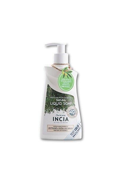 INCIA Yoğun Nemlendiricili Zeytinyağlı Doğal Sıvı Sabun 250 ml
