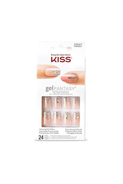 Kiss Takma Tırnak Seti Tırnak Yapıştırıcılı - Kgno1c - 731509606638