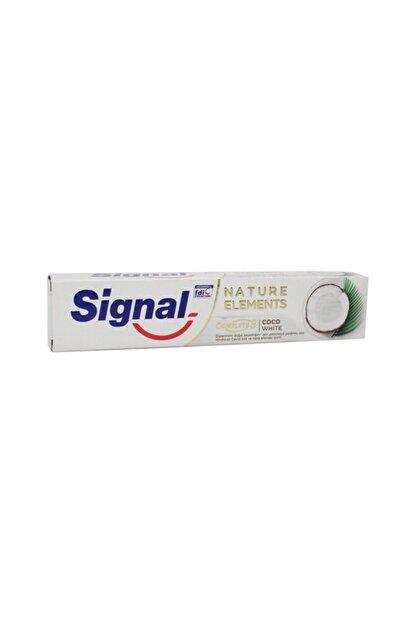 Signal Sıgnal D.macun Nature Elements Coco White75 ml