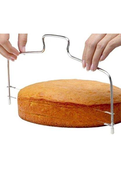 Nar kalıp Paslanmaz Pasta Kek Kesme Testeresi