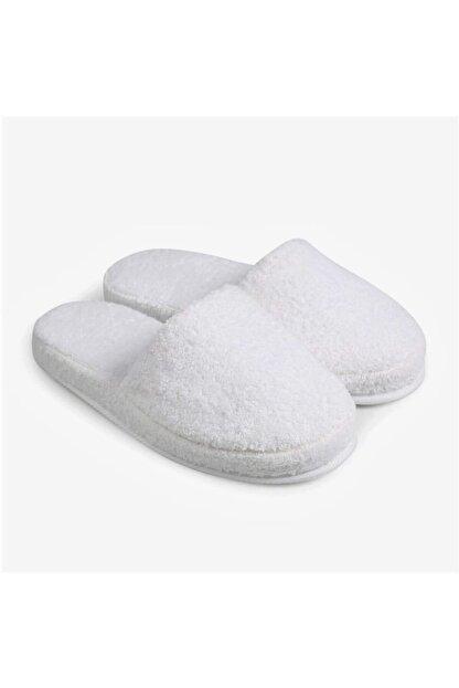 HavluButik Premium Yüksek Tabanlı Banyo Terliği   Havlu Terlik
