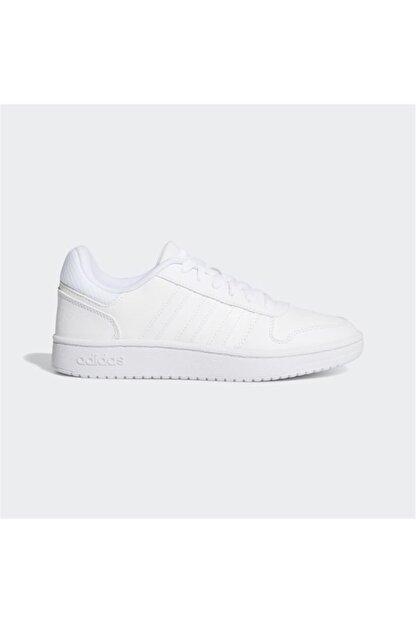 adidas HOOPS 2.0 Beyaz Erkek Çocuk Sneaker Ayakkabı 100531414