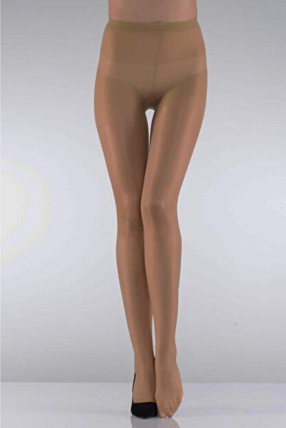 İTALİANA Italiana 1106 Kadın Fit 15 Den Burunsuz Külotlu Çorap