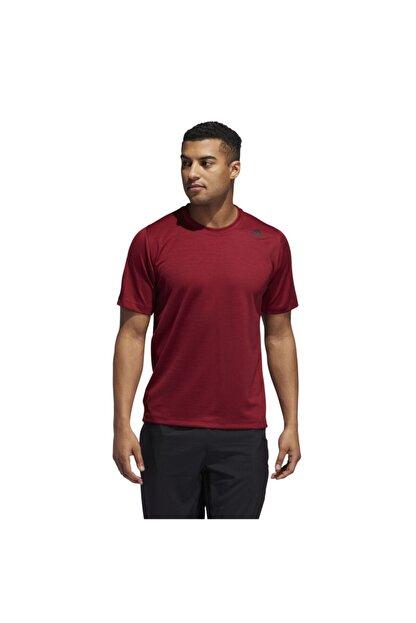 adidas Fl_tec Z Ft Hea Erkek Kırmızı Antrenman Tişört Eb9428
