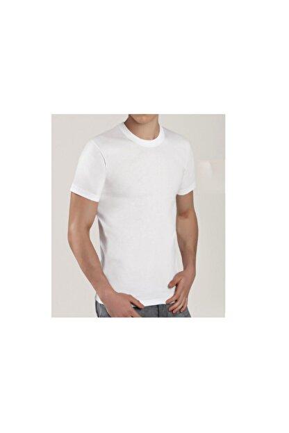 Orbis 3'lü Erkek Sıfır Yaka T-shirt 24007-a3