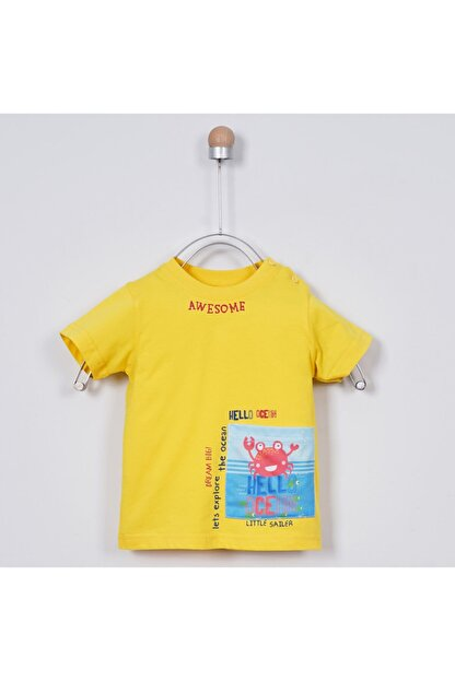 Panço Erkek Bebek T-shirt 2011bb05008