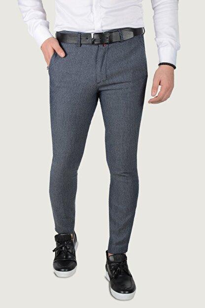 Terapi Men Erkek Keten Pantolon 9k-2200226-008 Lacivert
