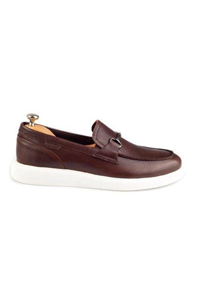 Tripy Yeni Sezon Hakiki Deri Loafer Erkek Ayakkabı