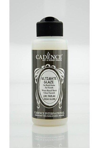 Cadence Boya Ultimate Glaze - Kalın Sır Vernik 120ml